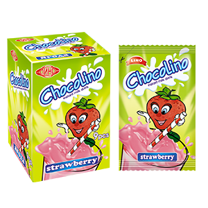 chocolino strawberry new